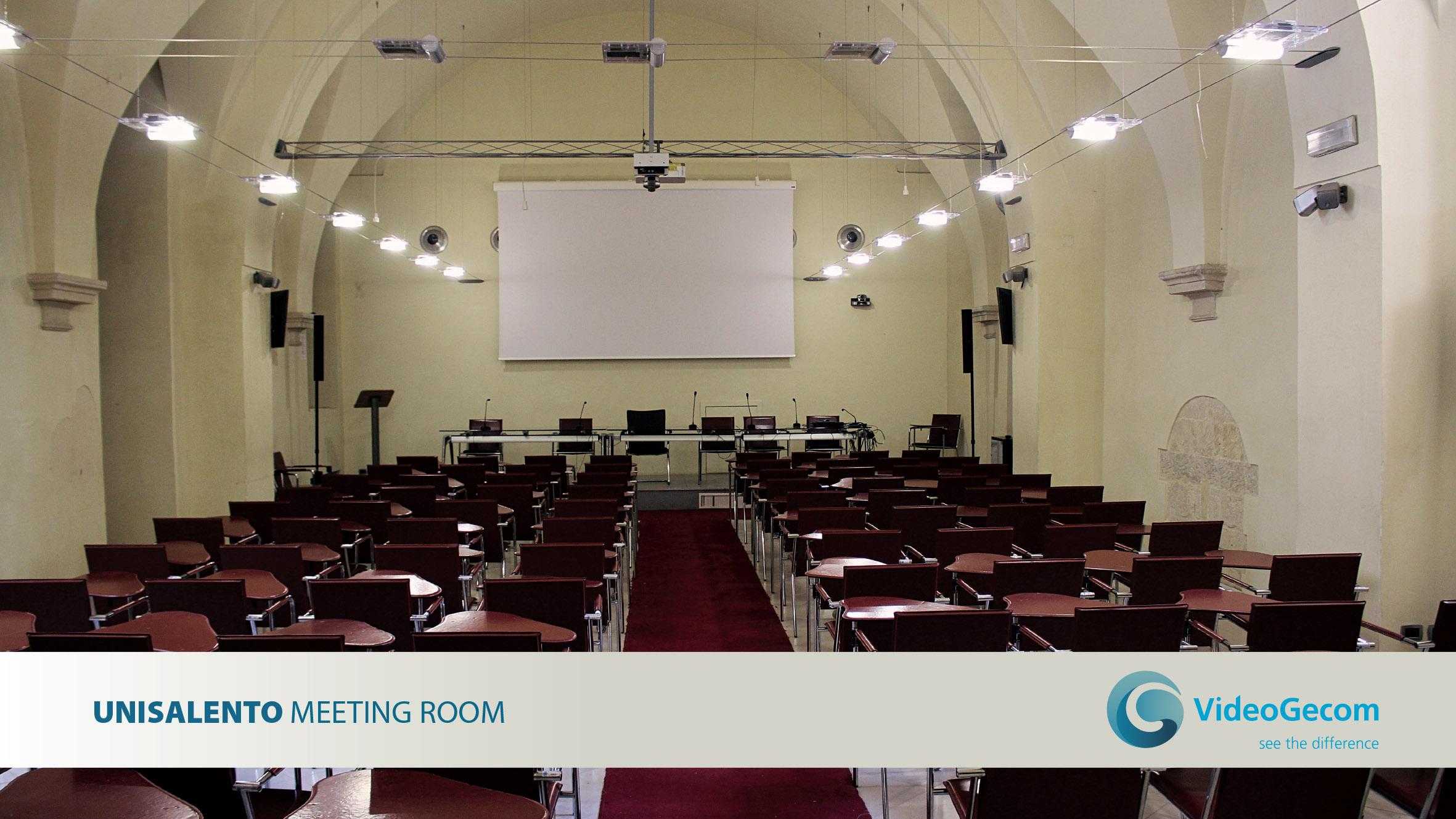 VideoGecom - soluzioni - Meeting Room