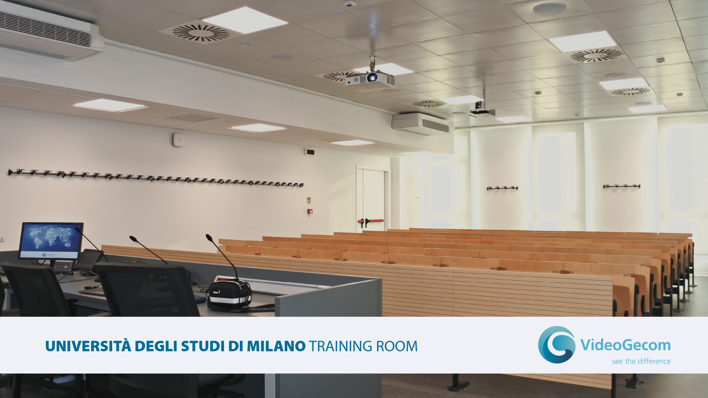 VideoGecom - soluzioni - Training Room